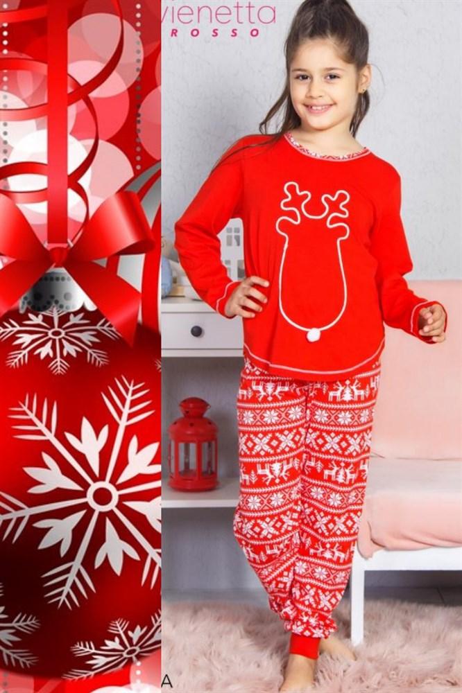 087db99db883 Новогодние пижамы с оленями| Купить детские в pigama-party.ru