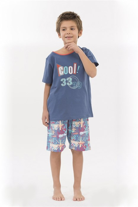 Пижама для мальчика - фото 4922