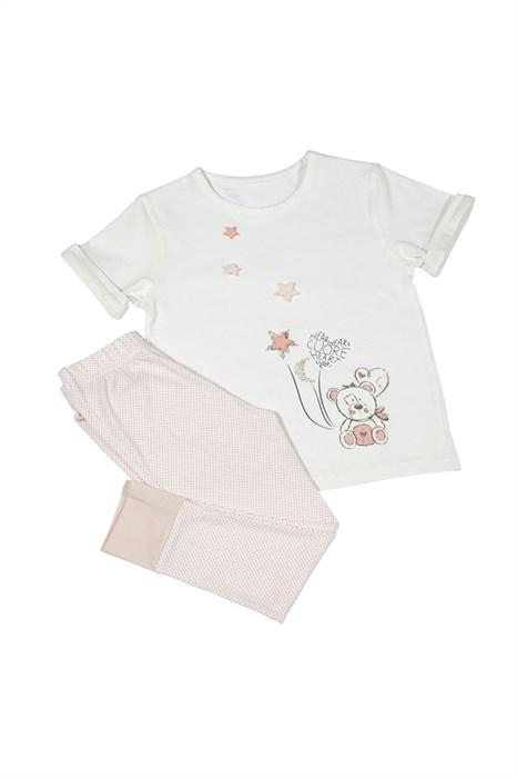Пижама детская хлопковая - фото 4926