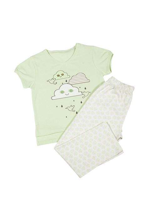 Пижама детская из хлопка - фото 4928
