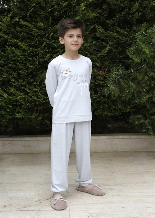 Пижама мальчиковая - фото 4954