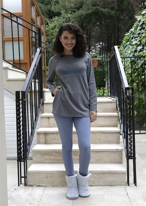 Теплая Турецкая пижама - фото 5818