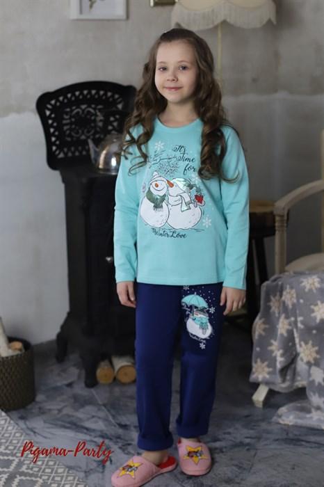 Детский утепленный костюм - фото 6162