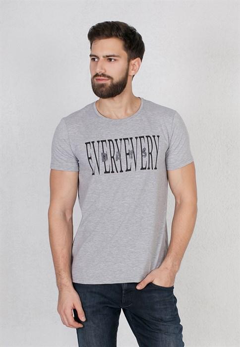 Мужская футболка для дома - фото 6891