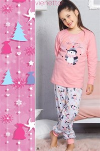 Семейная детская пижама