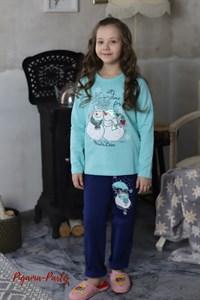Детский утепленный костюм