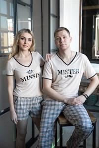 Одинаковые пижамы для влюбленных