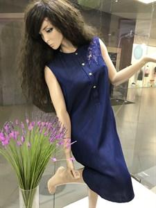 Платье летнее из вискозы