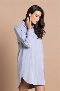 Сорочка-рубашка из хлопка