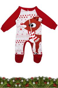 Семейные новогодние пижамы (младенец)