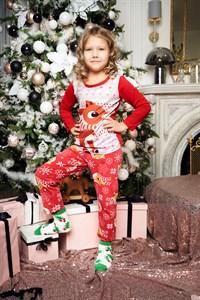 Семейные новогодние пижамы (ребенок)