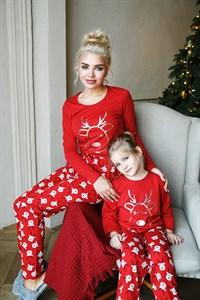 Пижама с Новогодней символикой