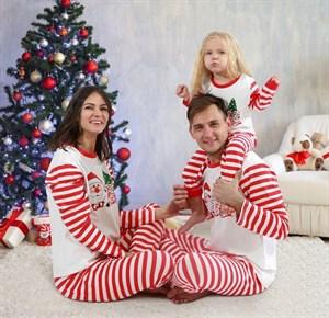 Рождественская детская пижама