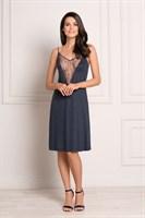 Сорочка женская с кружевом - фото 4608