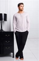 Пижама с брюками - фото 4864