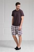 Домашний комплект с шортами - фото 5193