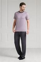 Пижама мужская из вискозы - фото 5310