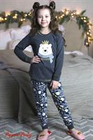 Пижама детская Family look - фото 6101