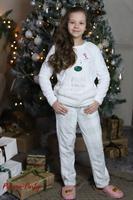 Детский теплый костюм - фото 6117