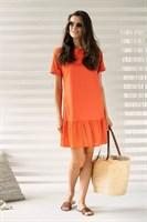 Платье хлопковое для лета - фото 7535