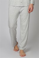 Мужская пижама на пуговицах - фото 8320