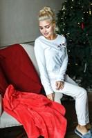 Пижама с символом Нового года - фото 8569