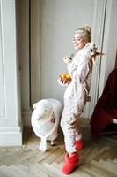 Кигуруми Рождественский лось - фото 8580