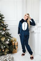 Комбинезон с капюшоном Пингвин - фото 8861